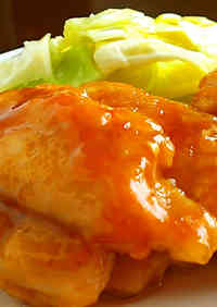 Simple & Easy Ginger Chicken Saute