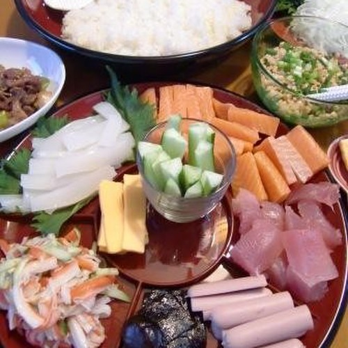 Hand-Rolled Ingredients to Enjoy with the Kids | Washoku.Guide