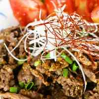 Goes Great with Rice! Super Easy Spicy Beef Fry