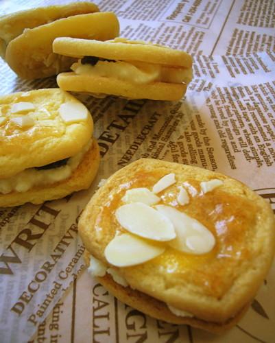 Raisin Butter Pancake Mix Cookies