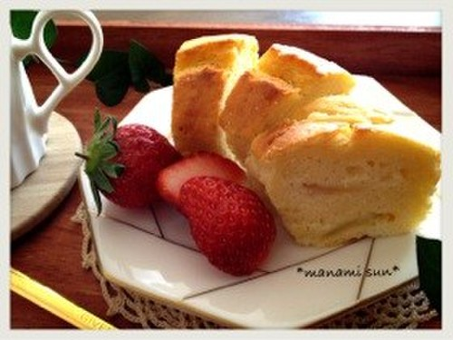 Easy Yogurt Drink Pound Cake