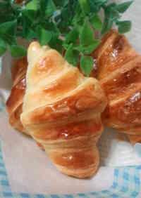 Crispy Croissants
