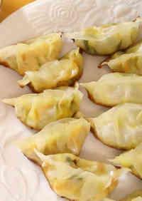 Basic Gyoza for Vegetarians