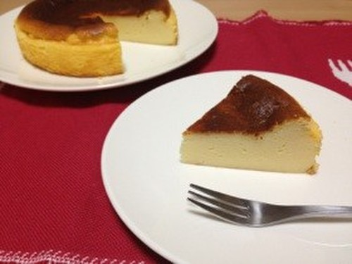 Basic Baked Cheesecake