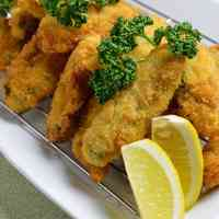 Easy & Superb Fried Oysters