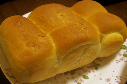 Fluffy Hand-kneaded Bread