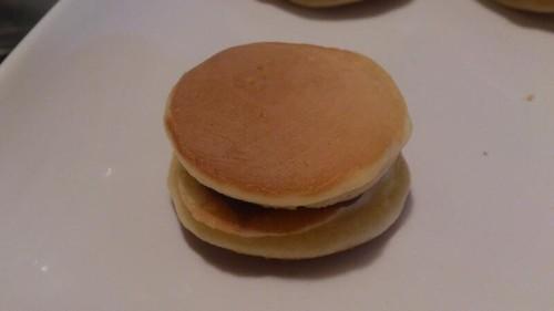 Springy Shiratamako Dorayaki Pancakes