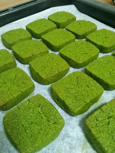 Matcha Cookies for Matcha Lovers