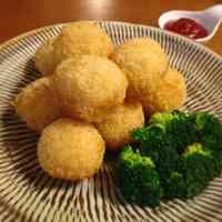 Round Potato Croquettes