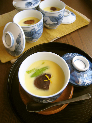 Chawan-mushi (Our Family's Golden Ratio)