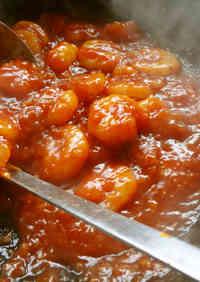 Shrimp in Chili Sauce