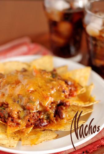 Nachos with Chili Con Carne