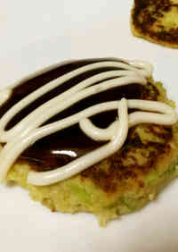 Diet Menu Tofu Okonomiyaki