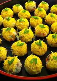 Chirashi Temari Sushi