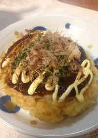 Onion Okonomiyaki