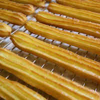 Oven Baked Churros