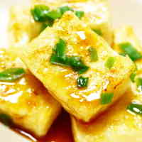 One More Dish: Firm Tofu Teriyaki