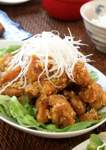 Crispy & Juicy Youlinji Chicken Karaage