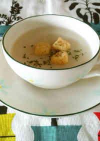 Nagaimo Tofu Potage