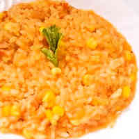 Tomato Risotto from Uncooked Rice