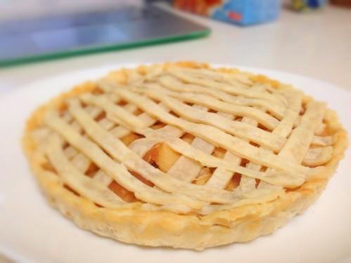 Vegan/Vegetarian Pie Crust