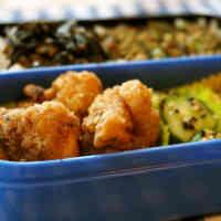 Chicken Karaage for Bento