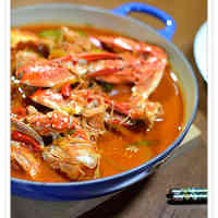 Crab Jjigae