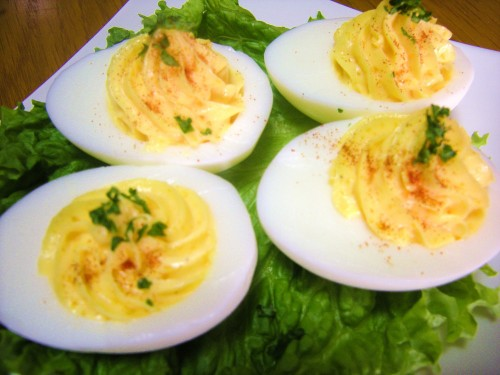 Deviled Eggs for Parties and Events
