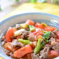 Easy & Refreshing Beef Stir-Fry