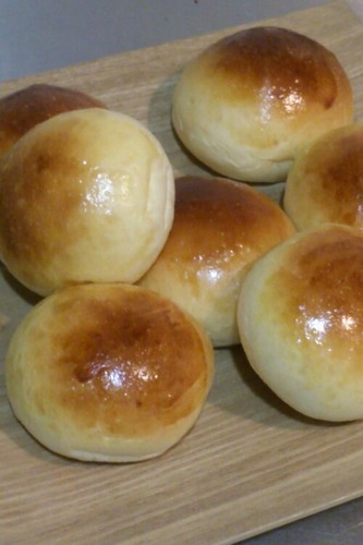 Bread Maker Milk Butter Bread Rolls