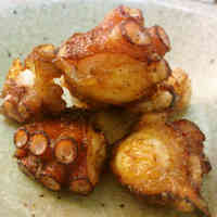 Well-Seasoned Octopus Karaage