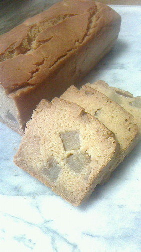 Gluten, Egg, and Dairy-Free Apple Pound Cake