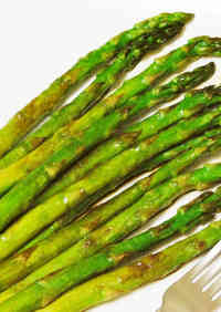Stir-Fried Asparagus with Butter Soy Sauce