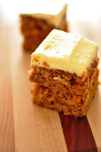 American-style Carrot Cake