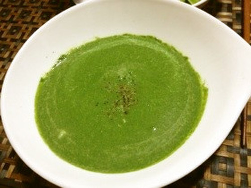 Spinach Soup (Potage)