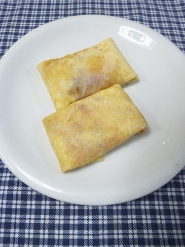 Simple Crepes From Pancake Mix