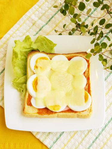 Grandma's Egg Toast