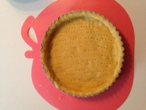 Flaky Tart Crust