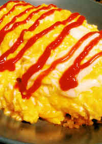 Easy and Simple Fluffy Omurice