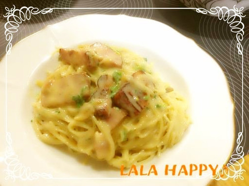 Rich Carbonara with Heavy Cream