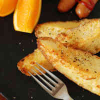 Savory Cheese French Toast