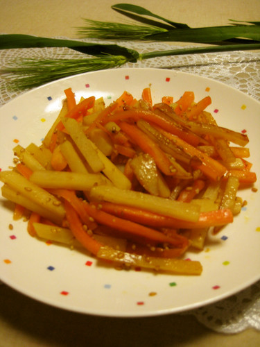 Easy Potato and Carrot Dish to Serve with Rice