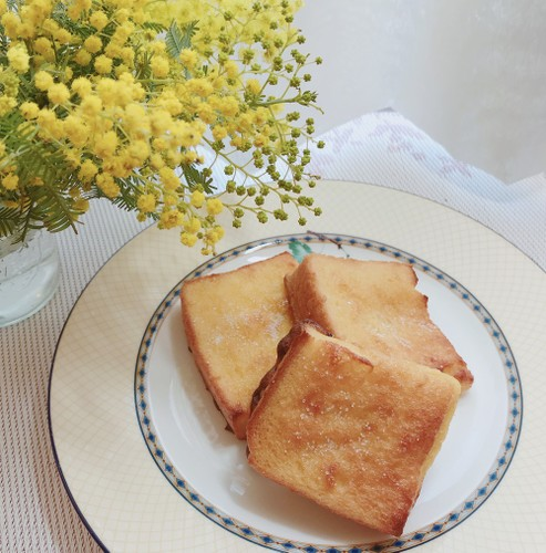 Crispy in an Oven French Toast