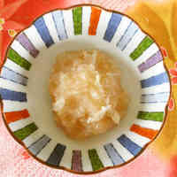 Easy! Shiro-an (Sweet White Bean Paste) with Dried Fruits