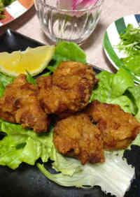 Crispy Juicy Chicken Karaage