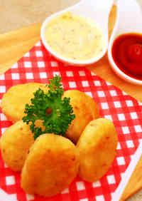 Springy Okara & Tofu Nuggets