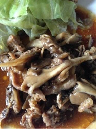 Beef Stir-Fry with Gochujiang & Yakiniku Sauce