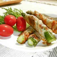 Easy Pork-Wrapped Asparagus
