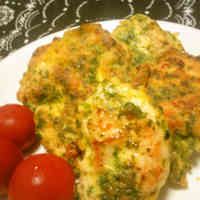 Salted Seaweed Chicken Breast Piccata