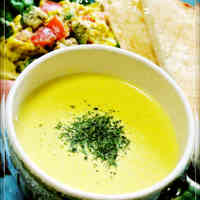My Family's Recipe Corn Potage